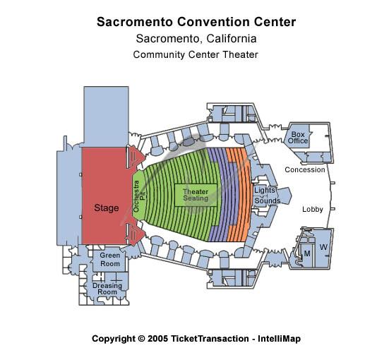 Sacramento Memorial Auditorium Tickets  Venues