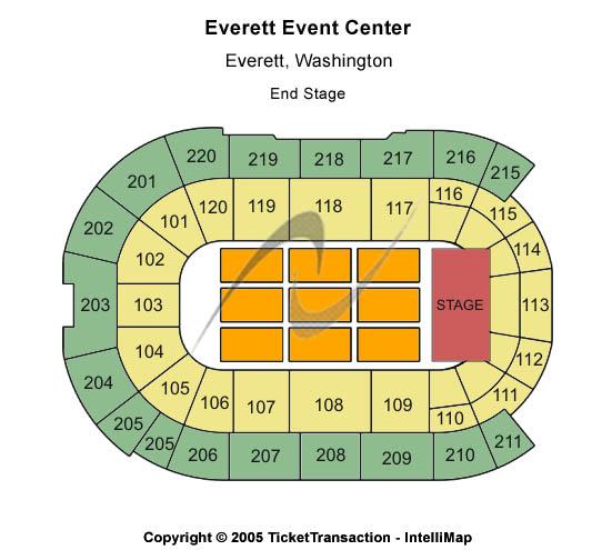 Comcast Arena At Everett