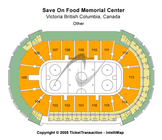 Queens of the Stone Age Save On Foods Memorial Centre Seating Chart