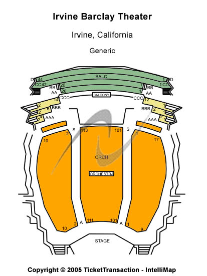 Potted Potter Tickets 2013-11-15  Irvine, CA, Irvine Barclay Theatre