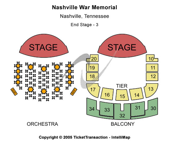 A John Waters Christmas Tickets 2013-12-11  Nashville, TN, Nashville War Memorial