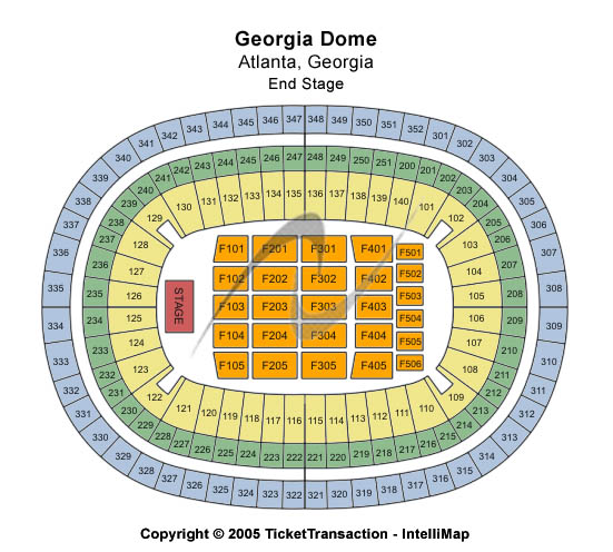 Honda Battle of The Bands Tickets 2014-01-25  Atlanta, GA, Georgia Dome