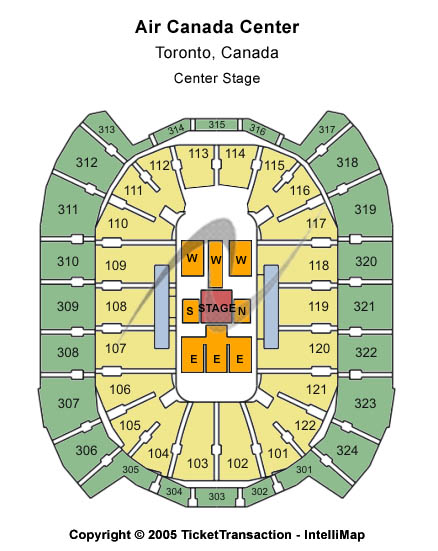 Aerosmith toronto tickets