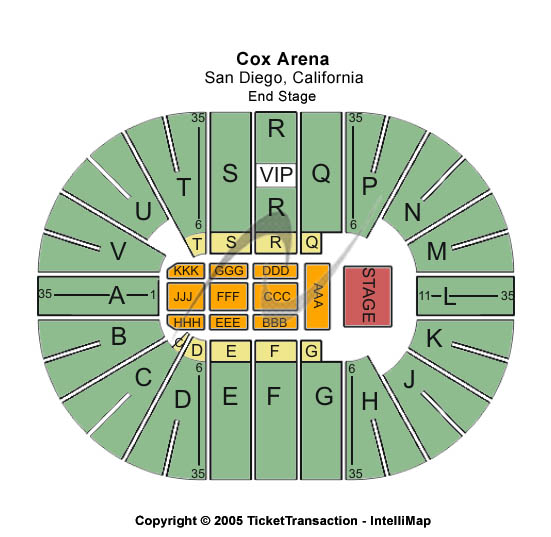 Pearl Jam Tickets 2013-11-21  San Diego, CA, Viejas Arena At Aztec Bowl (formerly Cox Arena)