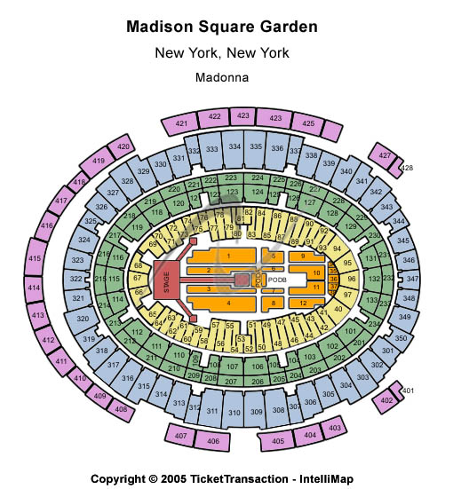 Nice Madison Square Garden Tickets