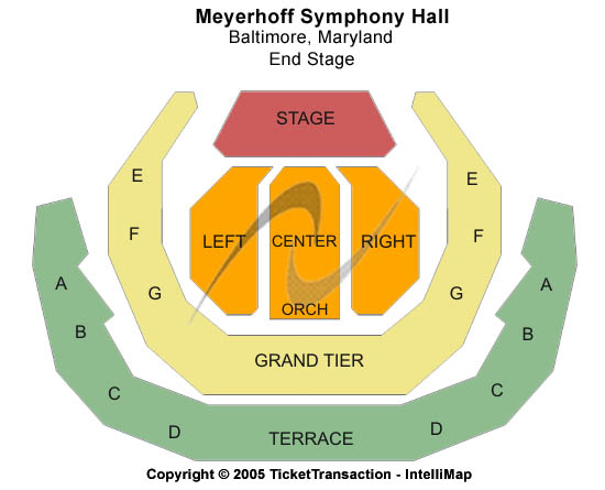 Rams Head Live Seating Chart Rams Head Live Seating Chart