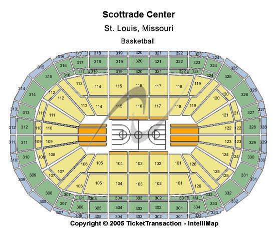 Scottrade Center Tickets