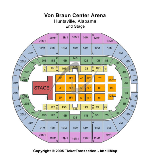 Cirque Du Soleil Huntsville concert tickets
