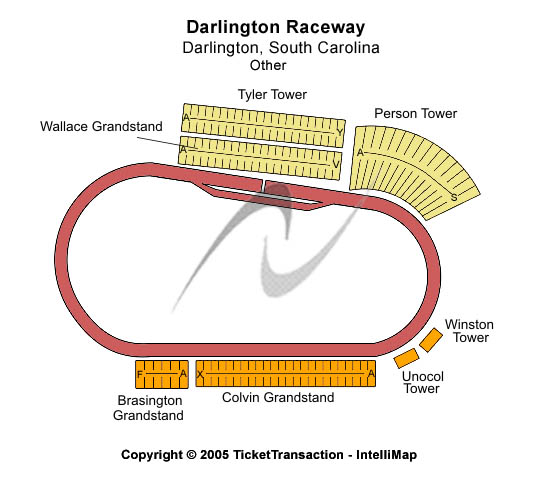 NASCAR Sprint Cup Series: Bojangles' Southern 500 Tickets 2014-04-12  Darlington, SC, Darlington Raceway