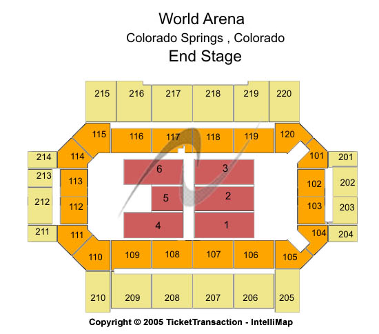 World Arena Tickets Venues