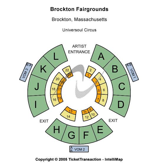 Brockton Fairgrounds