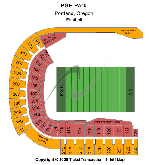 Portland Timbers vs. Colorado Rapids Tickets 2013-06-23 Portland, OR, Jeld-Wen Field (formerly Pge Park)