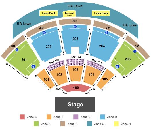 2 Tickets Steely Dan Steve Winwood 6/10/21 Ak-Chin Pavilion Phoenix, AZ - $171.42