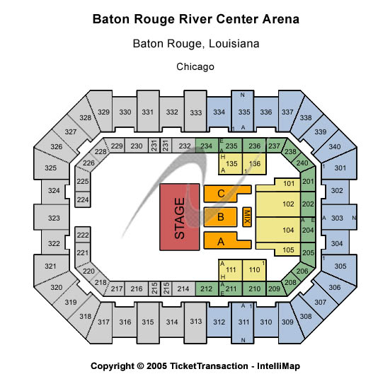 Raising cane s river center baton rouge la event tickets center
