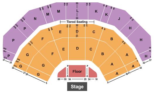 3Arena Floor Plan
