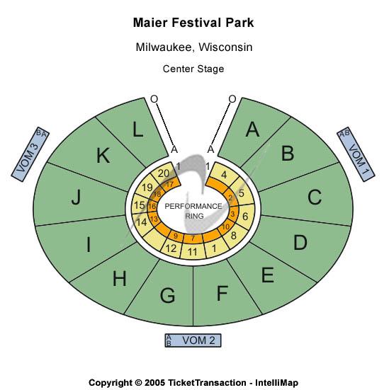 Northern Lights Arena Schedule: Concert Venues In Milwaukee, WI