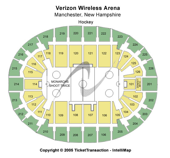 Thomas Rhett Brett Young Midland At Verizon Wireless ArenaNH - Verizon center seating map
