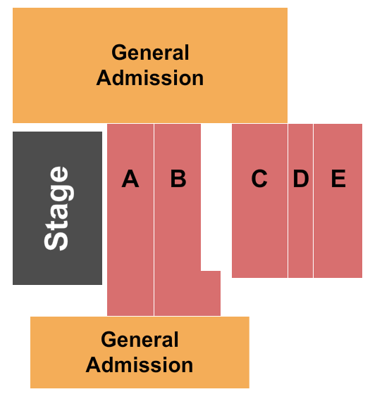 Charles Lewis ASU Kerr Cultural Center Seating Chart