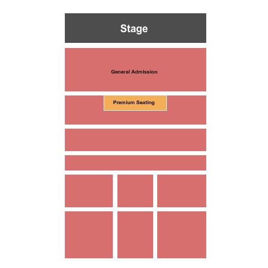 Agora Theatre seating chart event tickets center