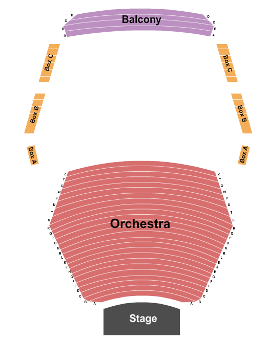 Alice Tully Hall At Lincoln Center Floor Plan