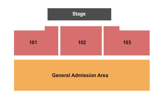 Amphitheater At Craig Ranch Regional Park Floor Plan
