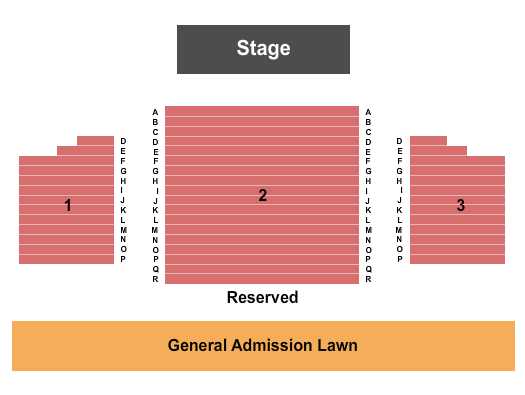 seating chart for Beak & Skiff Apple Hill Campus Endstage - eventticketscenter.com