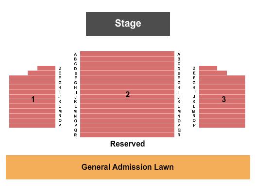Beak & Skiff Apple Hill Campus seating chart event tickets center