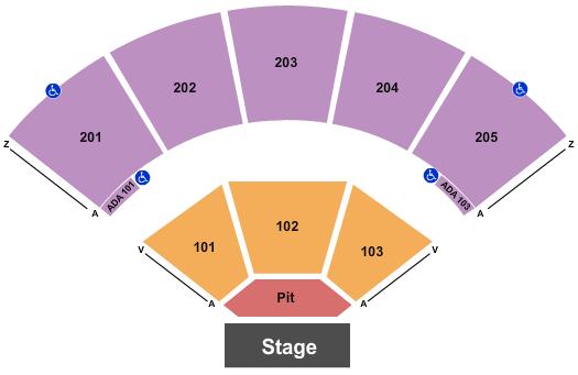 Brandon Amphitheater Floor Plan