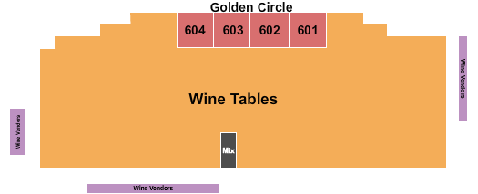 California Mid-state Fair Grounds Seating Chart