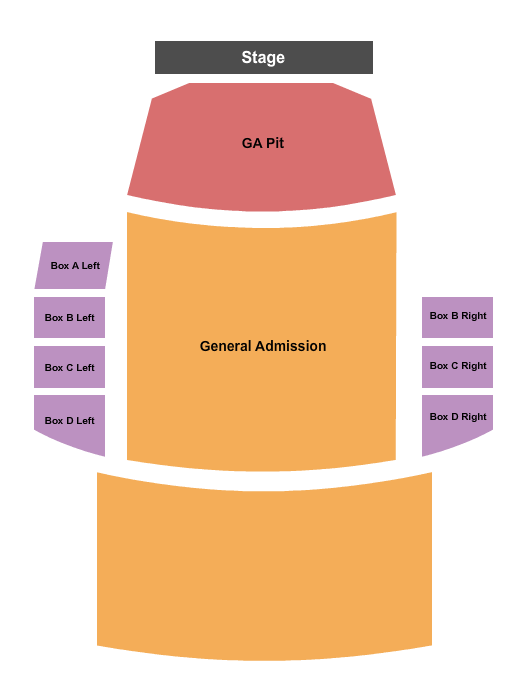 Cathedral Theatre at the Masonic Temple seating chart event tickets center
