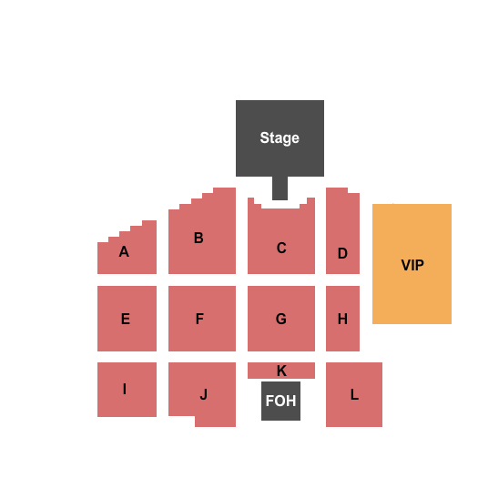 Central Washington State Fairgrounds seating chart event tickets center