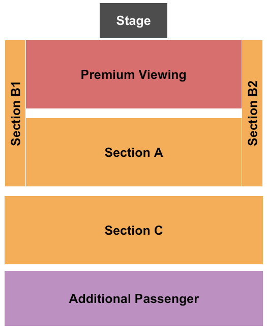 Chicago Drive-In at SeatGeek Stadium Seating Chart