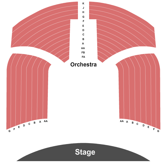 Circle In The Square Theatre Seating Map