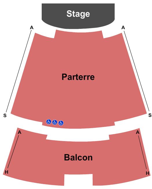 College De L'outaouais Seating Chart