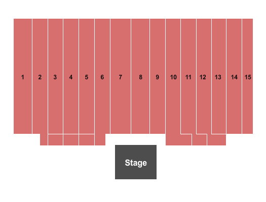 Concerts On The Green At Suneagles Golf Club Floor Plan