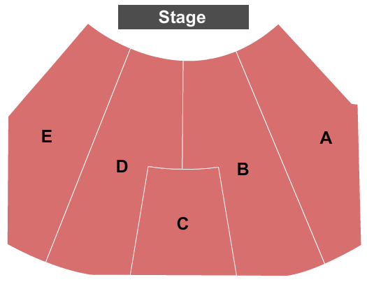 Country Tonite Theatre Seating Chart