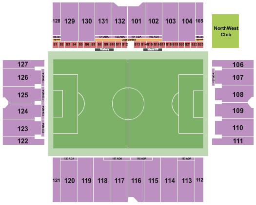 DRV PNK Stadium seating chart event tickets center