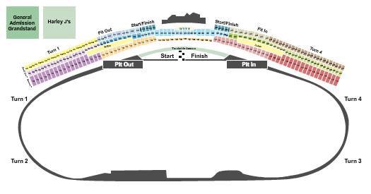 Daytona International Speedway Seats Daytona Beach
