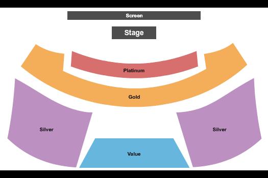 Grayson Farms Amphitheater Seating Chart