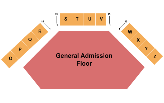 Eastern States Exposition - The Big E Xfinity Arena Seating Chart
