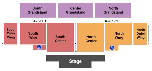 Elkhart County Fairgrounds Floor Plan