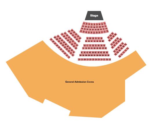 Lady A Pavilion At Evans Towne Center Park Seating Chart