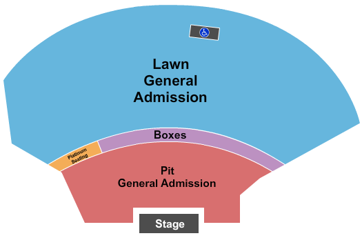 EXPRESS LIVE! seating chart event tickets center