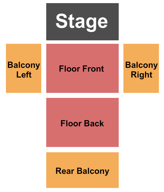 Fourth Presbyterian Church Seating Chart