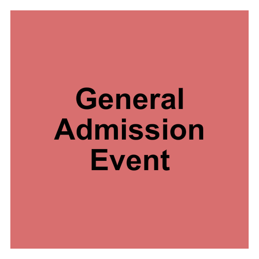 seating chart for Emerson Theatre General Admission - eventticketscenter.com