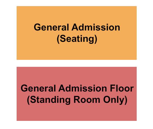 Spark Arena Floor Plan