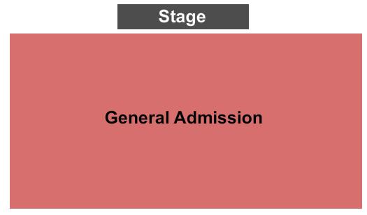 Graceland Soundstage Seating Chart
