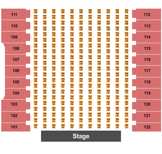 H-E-B Park seating chart event tickets center