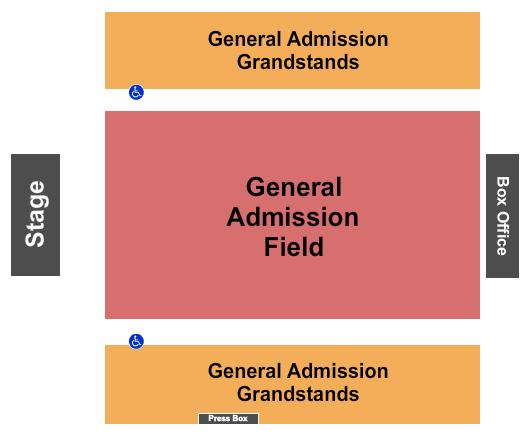 Hersheypark Stadium seating chart event tickets center