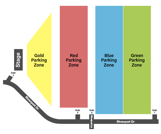 Hollywood Casino Amphitheatre - MO seating chart event tickets center